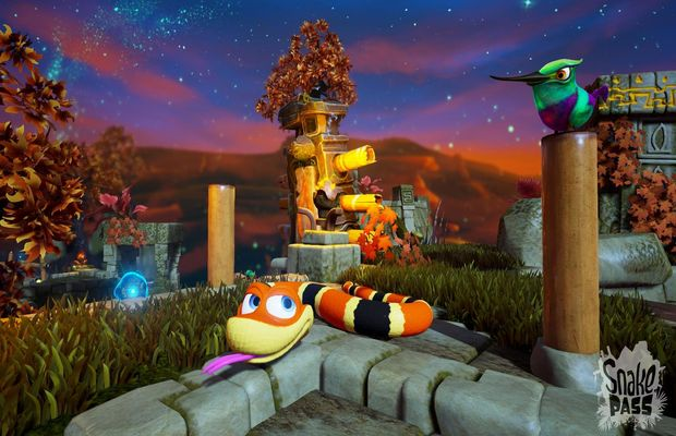 solution pour snake pass b