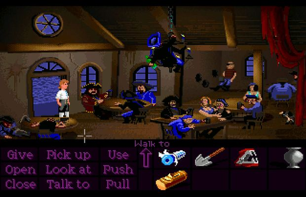 solution pour The Secret of Monkey Island b