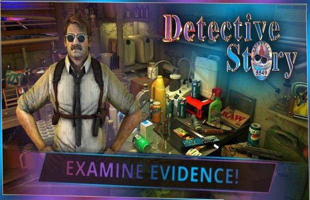 solution pour Detective Story b