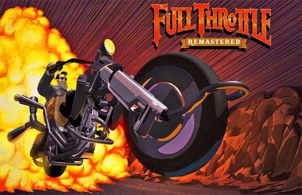 Solution pour Full Throttle Remastered