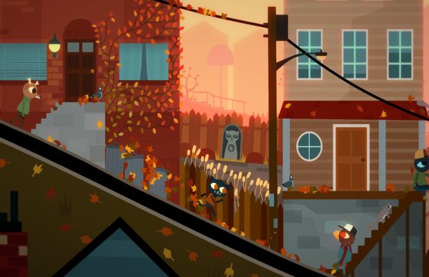 solution pour Night in the Woods b