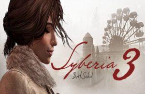 Solution pour Syberia 3, l'aventure avec un grand A