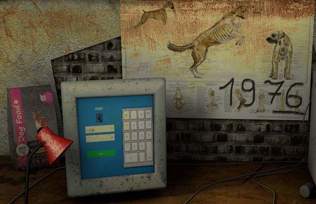 solution pour Bunker Room Escape b