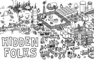 Read more about the article Solution pour Hidden Folks, objets cachés