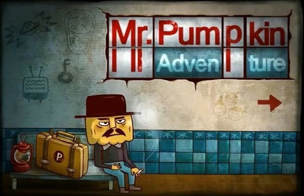 Solution pour Mr. Pumpkin Adventure