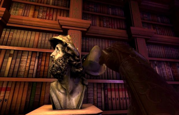 solution pour The House of da Vinci b