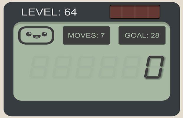 solution pour Calculatrice le jeu b