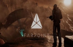 Solution pour Farpoint, aventure VR