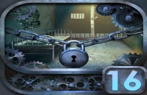 Solution pour Last Adventures 16 Escape The Prison a