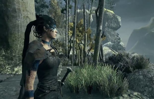 solution pour Hellblade Senua's Sacrifice b