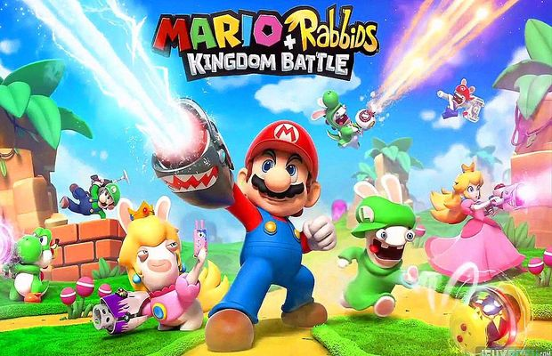 solution pour Mario + The Lapins Cretins Kingdom Battle a