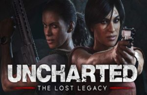 solution pour Uncharted The Lost Legacy a