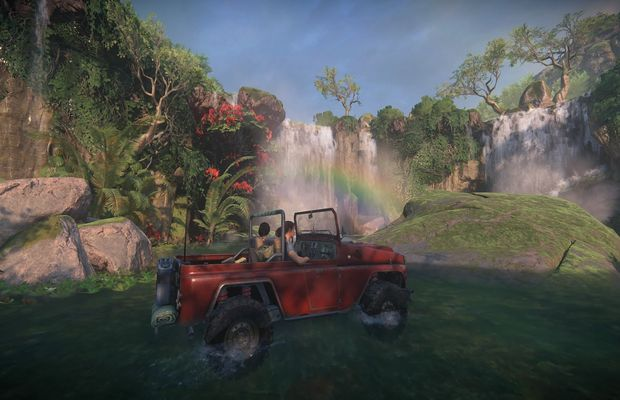 solution pour Uncharted The Lost Legacy b