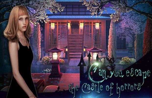 solution pour Escape Room Escape the Castle of Horrors b
