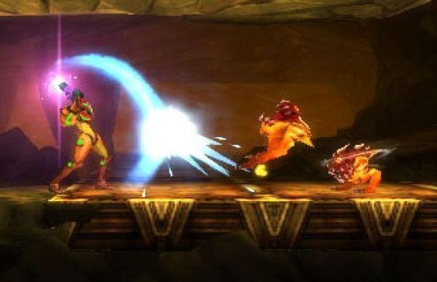 solution pour Metroid Samus Returns sur 3DS b
