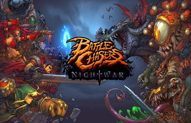 Solution pour Battle Chasers Nightwar
