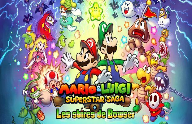 Read more about the article Solution pour Mario & Luigi Superstar Saga Les Sbires de Bowser