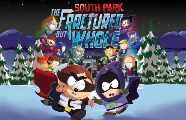 solution pour South Park L'Annale du Destin a