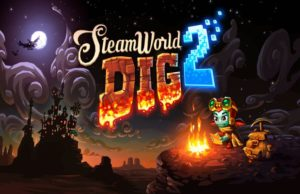 solution pour SteamWorld Dig 2 a