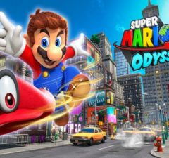 solution pour Super Mario Odyssey a
