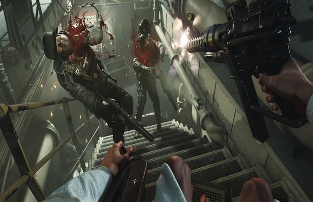 solution pour Wolfenstein II The New Colossus b