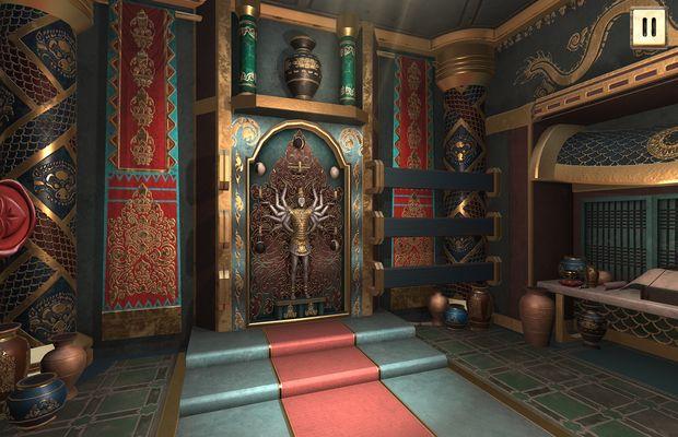 Solution pour Escape Hunt The Lost Temples b
