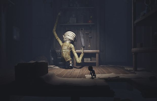 solution pour Little Nightmares The Hideaway b