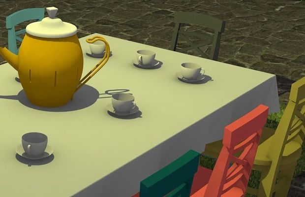 solution pour Escape Game Tea Party b