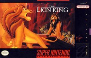 Rétro: Solution pour Le Roi Lion sur 16 bits
