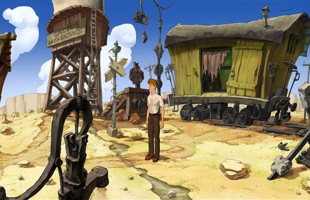 solution pour Runaway A Road Adventure b
