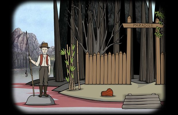 solution pour Rusty Lake Paradise b