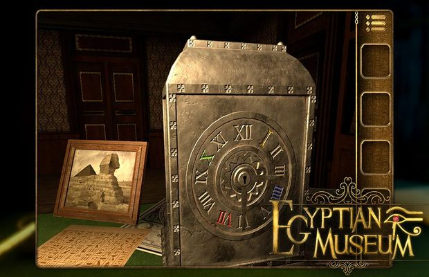 solution pour Egyptian Museum Adventure b