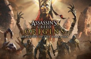 solution pour The Curse of the Pharaohs a