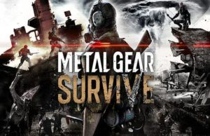 Solution pour Metal Gear Survive