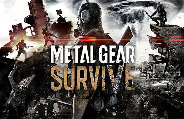 solution pour Metal Gear Survive a