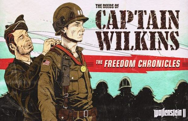 solution pour Wolfenstein II The Deeds of Captain Wilkins a
