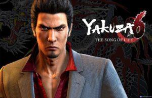 solution pour Yakuza 6 a