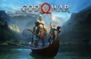 solution pour God of War 4 a