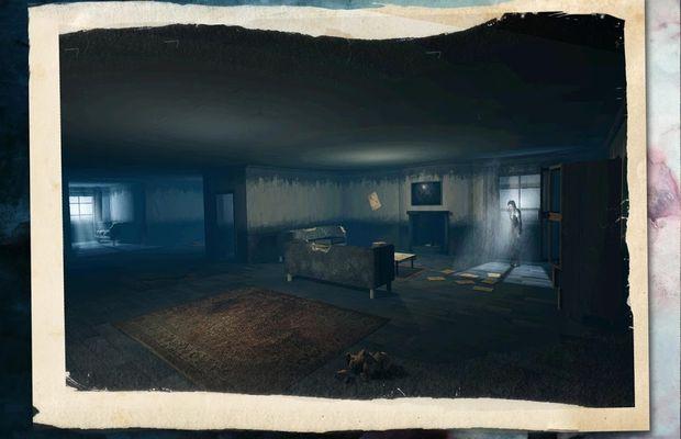 solution pour The Fear Creepy Scream House b
