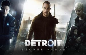 solution pour DETROIT BECOME HUMAN a