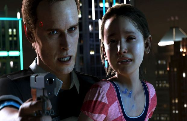 solution pour DETROIT BECOME HUMAN b