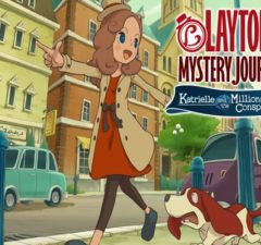 solution pour Layton's Mystery Journey a