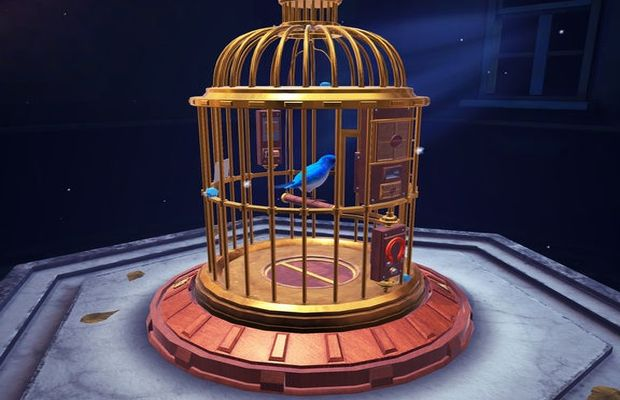 solution pour The Birdcage b