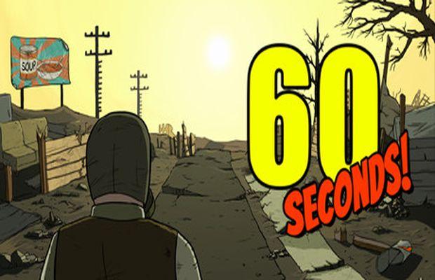 Solution pour 60 secondes!