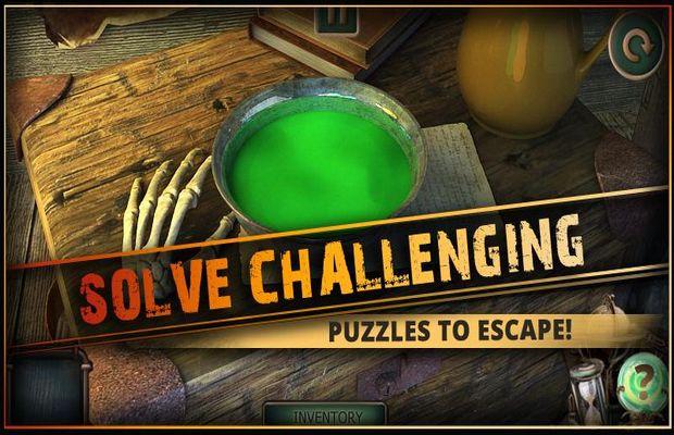 solution pour Dare to Escape b