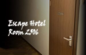 solution pour Escape Hotel Room 2506 a