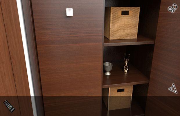 solution pour Escape Hotel Room 2506 b