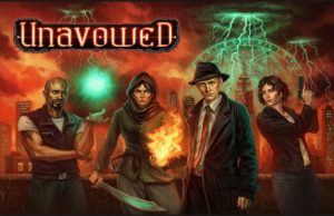 Solution pour Unavowed, excellent point and click