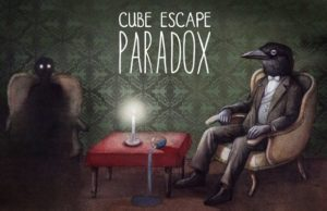 solution pour Cube Escape Paradox a