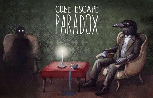 solution pour Cube Escape Paradox a